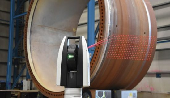 3D Goes Long-Range With The First Scanning Laser Tracker