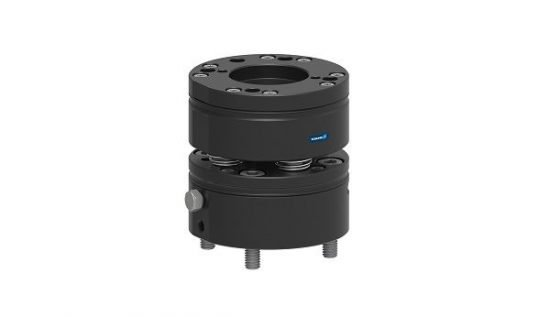 Schunk's Universal Compensating Unit Enables Intuitive Bin-Picking