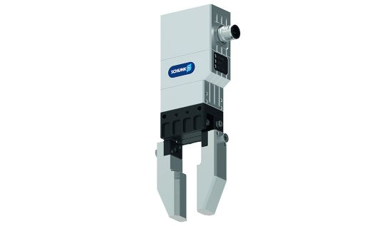 SCHUNK Launches Powerful 24V Grippers For Small Components