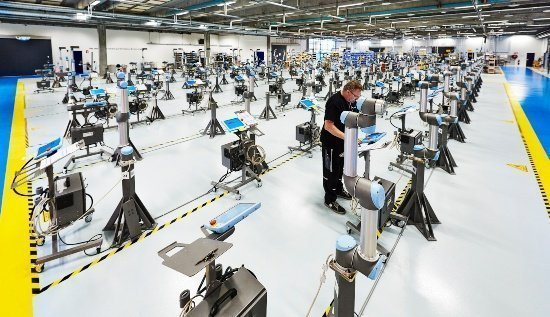 Universal Robots Launches Heavy-Duty Payload Cobot For Collaborative Automation