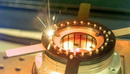 Electric Motor 'Hairpin' Processing Using Laser