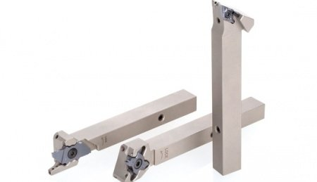 Tungaloy: Simplifying Swiss Lathe Operations With 10×12 mm Toolholders