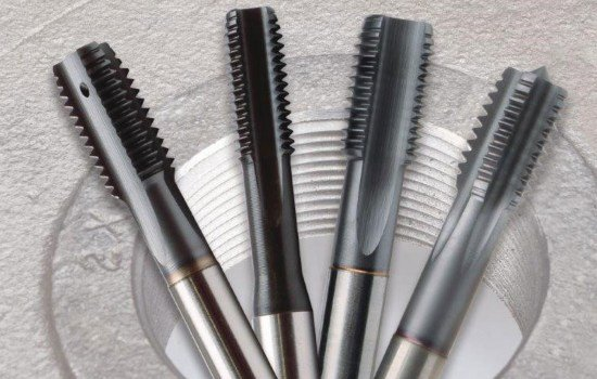 New Generation Of Taps For Hardened Steel, Cast Iron Materials
